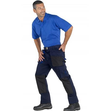 Pantalón Multibolsillos con Rodillera