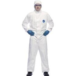 Buzo Desechable Contra Agentes Químicos