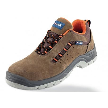 Zapato Piel Serraje S1P SRC