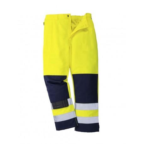 Pantalón Antimanchas Bicolor Alta Visibilidad