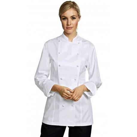 Chaqueta Cocina Mujer 100% Algodón