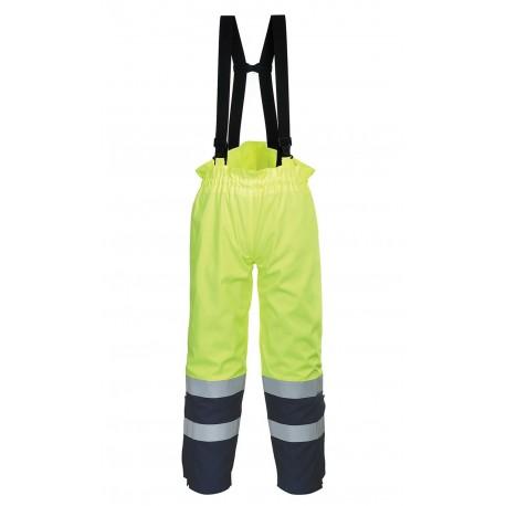 Pantalón Alta Visibilidad Resistente a Químicos