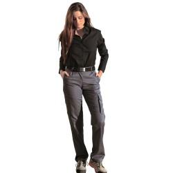 Pantalón Multibolsillos Mujer