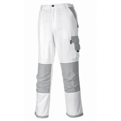 Pantalón Refuerzos Tejido Oxford