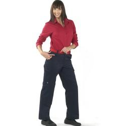 Pantalón Mujer Multibolsillos