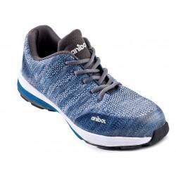 Zapato Seguridad Microfibra S1P