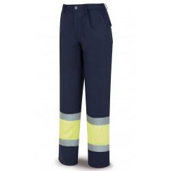 Pantalón Bicolor Alta Visibilidad