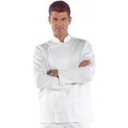Chaqueta Cocina Tejido Transpirable