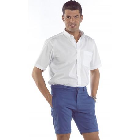 Camisa Hombre Manga Corta