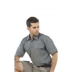 Camisa Dos Bolsillos con Tapeta