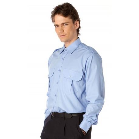 Camisa Unisex con Hombreras