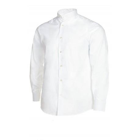 Camisa Cuello Mao Manga Larga