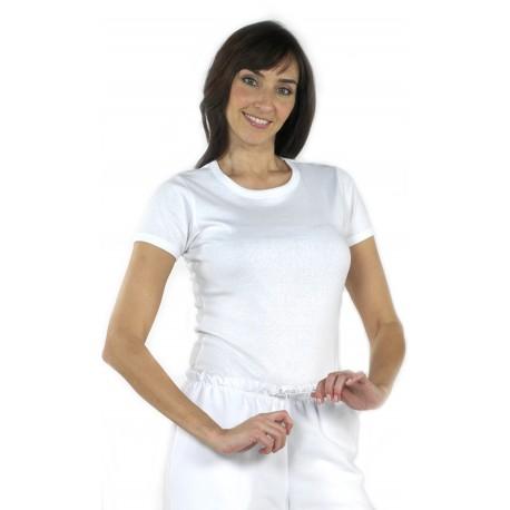 Camiseta Mujer M/C 100% Algodón