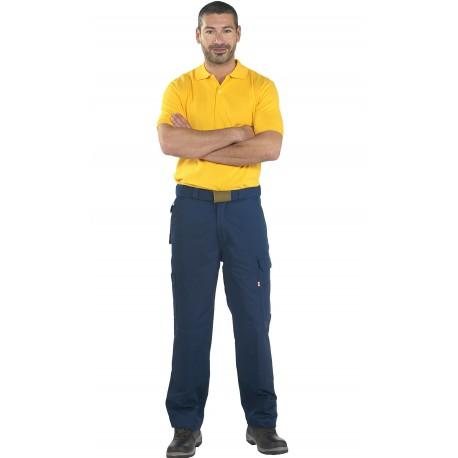 Pantalón Unisex Multibolsillos