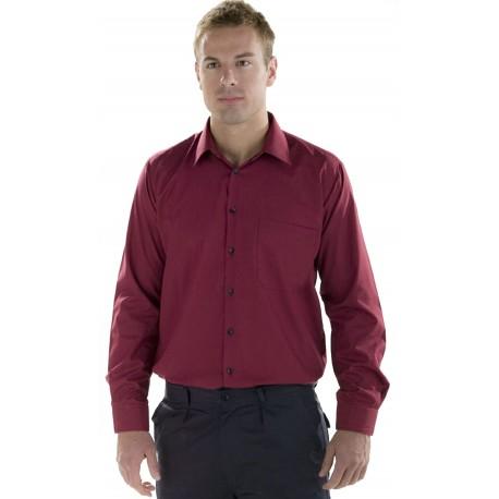 Camisa Manga Larga Un Bolsillo