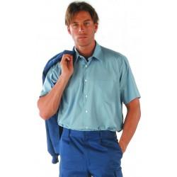 Camisa Manga Corta Un Bolsillo