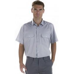 Camisa Manga Corta Dos Bolsillos