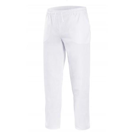 Pantalón Unisex con Goma y Cordón
