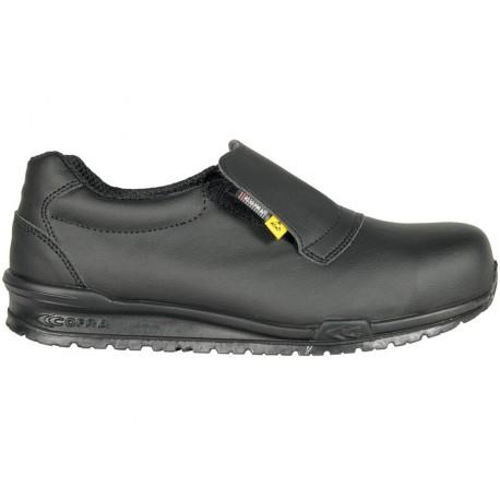 Zapato de seguridad sin cordones S2