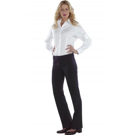 Pantalón Mujer Sin Bolsillos