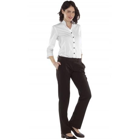 Pantalón Mujer Bolsillo Francés