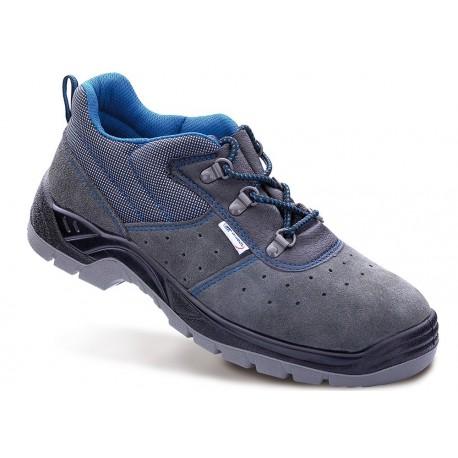 Zapato Serraje Puntera y Plantilla S1P