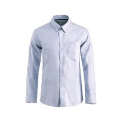 Camisa Oxford 100% Algodón