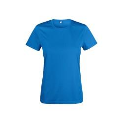 Camiseta Técnica Mujer 100% Poliéster