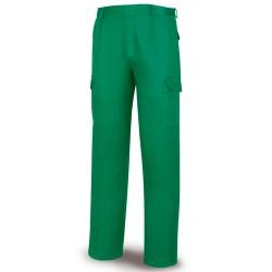Pantalón cintura con elástico ajustable de Tergal 80% Pol - 20% Alg, 200gr