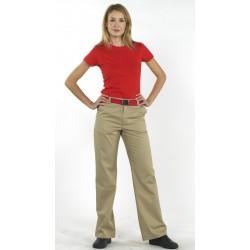 Pantalón Tipo Chino Antimanchas