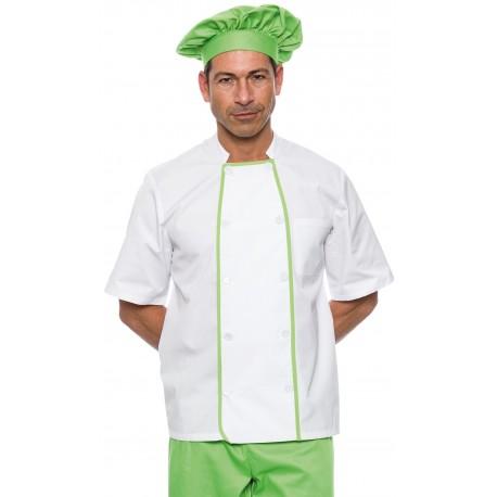 Chaqueta Cocina Bicolor