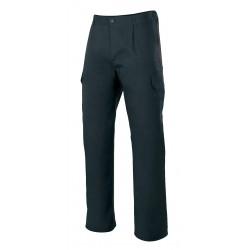 Pantalón Multibolsillos Forrado