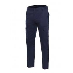 Pantalón Multibolsillos 100% Algodón