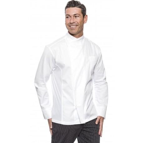 Chaqueta Cocina con Rejilla Transpirable