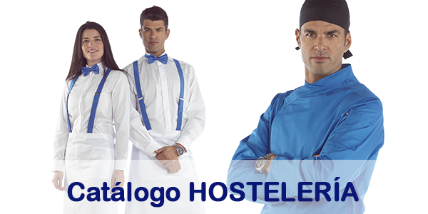 Catalogo ropa hostelería