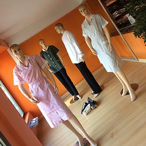 ropa laboral madrid