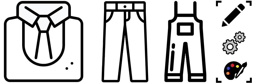 ropa laboral personalizada