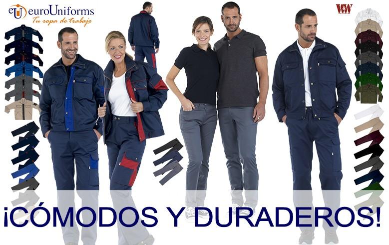 42f60e7042d Ropa de trabajo, vestuario y uniformes laborales - euroUniforms
